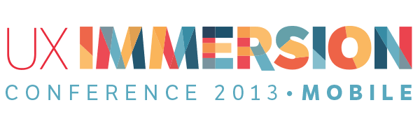 UX Immersion 2013 logo
